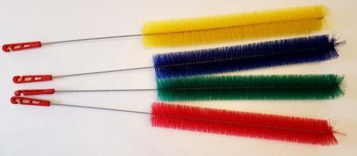 groß 95 CM Glasballon  Farbe zur Auswahl Bürste zum Waschen der Weinballons