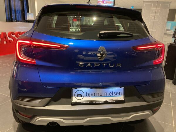 Renault Captur 1,5 dCi 95 Zen - billede 3