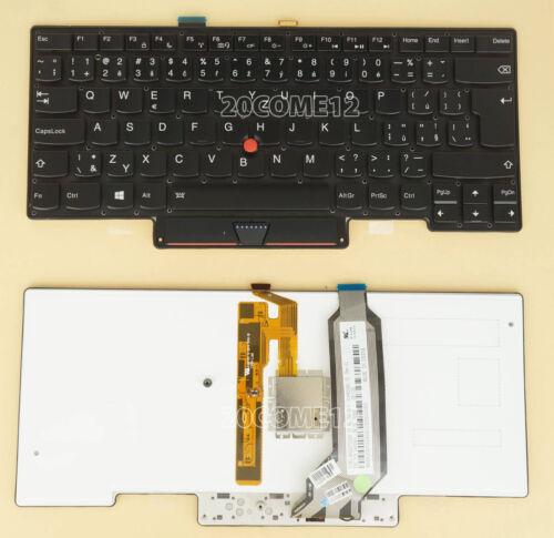 for Lenovo Thinkpad Carbon X1 Gen 1 1st 2013 Keyboard Backlit Czech čeština