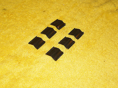 1967 1968 1969 Thunderbird Sdn Hardtop Landau WINDSHIELD TRIM ANTI RATTLE CLIPS