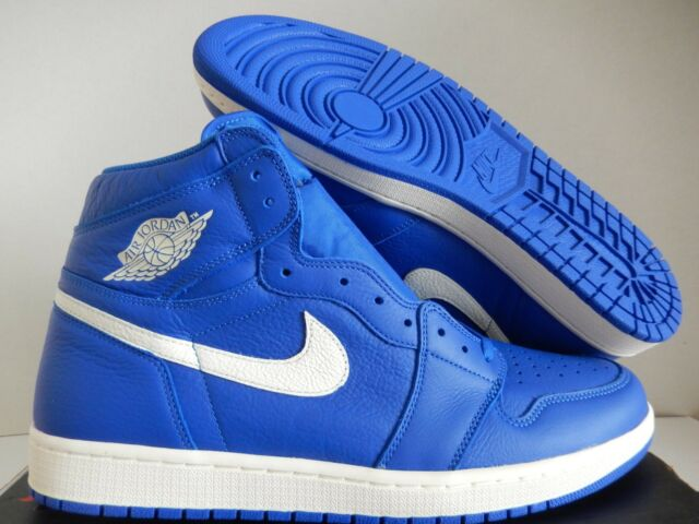 4337699e7baaf3 Nike Air Jordan 1 Retro High OG He Got Game HYPER Royal 2018 Mens ...