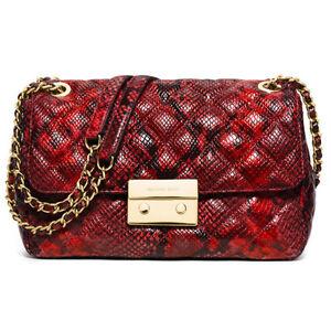 Michael Kors Bag 30H5GSLL3N MK Sloan Large Chain Shoulder Leather #COD Paypal