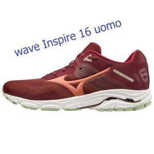 MIZUNO WAVE INSPIRE 16 uomo 2020