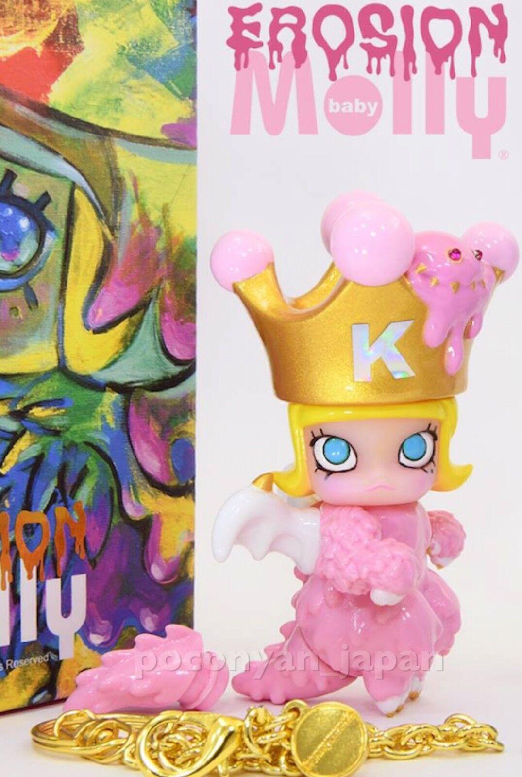 INSTINCTOY kennyswork Baby Erosion Molly Pink Star FIGURE Tokyo Comic con 2018