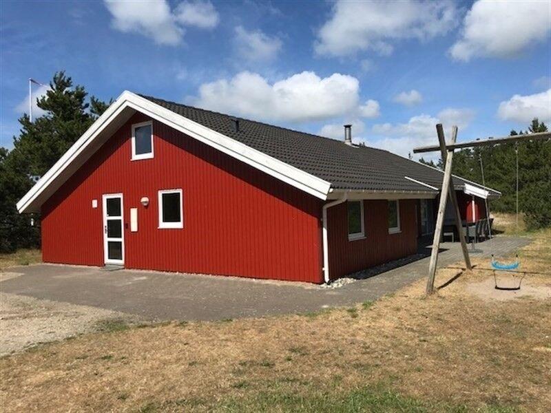 Luksussommerhus, Houstrup, sovepladser 12