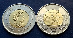 Battle of the Atlantic 2016 RCM BU $2 From a new roll