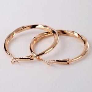 Captivating-18k-gold-filled-noble-promise-wedding-fashion-hoop-earring