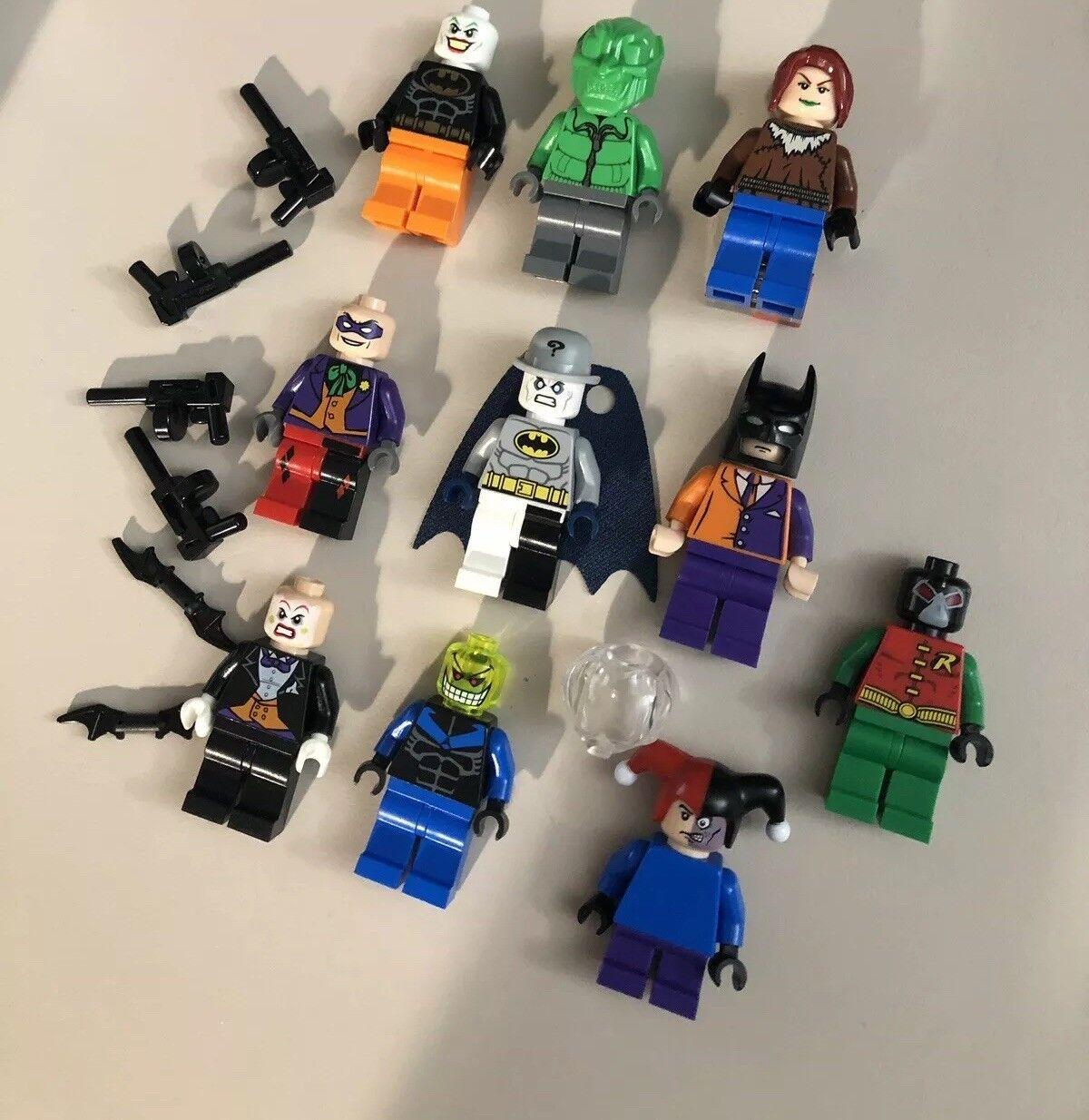 Lego Batman Randomized Figure Lot 7783 Kids Toys Superheros