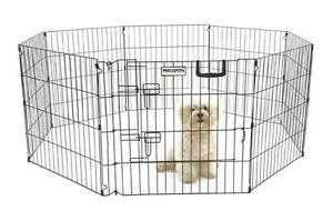 Precision Pet Ultimate Exercise Dog Pen - 24 UltPen24