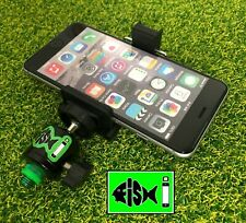 Carp FiSH i Mobile Phone Holder With Cold Shoe  Mount For Fishing Bank Stick