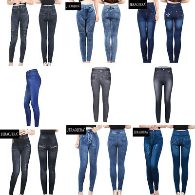 Lady Legging Sweat comfort pants footless Sports Stretch Pencil Tight Trousers