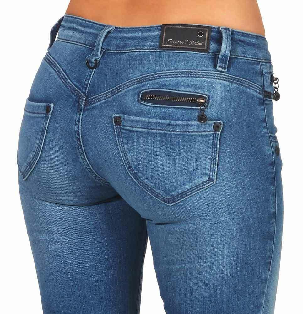 Freeman T.Porter Alexa Slim Super Stretch Denim Frend Women's Jeans XS-XL 109,95