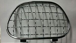 Vespa-GT-125-150-GL-Sprint-180-SS-Chromed-Headlight-Headlamp-Grille-NEW
