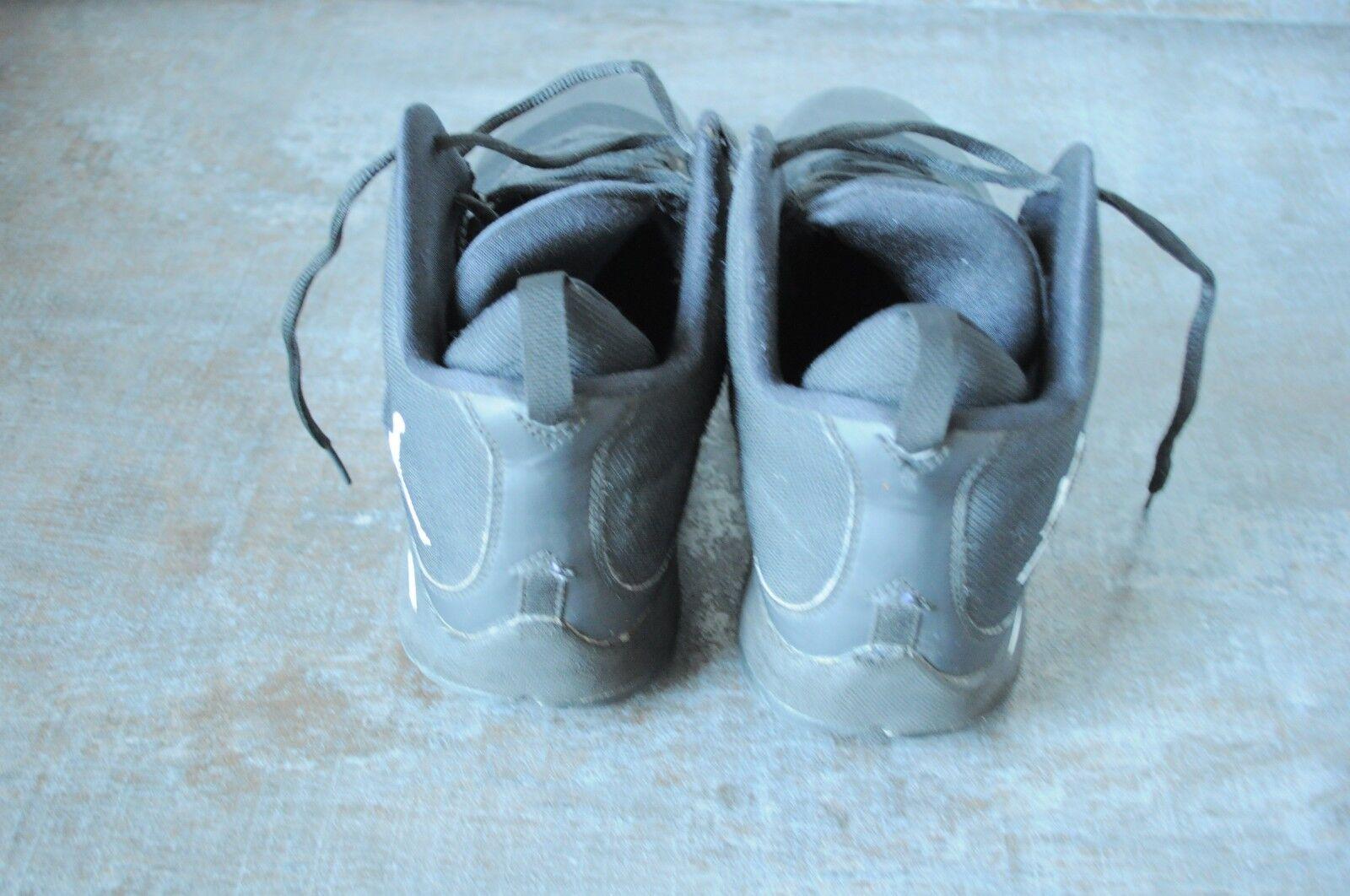 Jordan air Flightplate Superfly 2 schwarz/weiss Sneaker Gr 45 Farbe schwarz/weiss 2 90d735