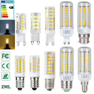 E27-E14-B22-G9-LED-Mais-Ampoule-5W-8W-15W-20W-25W-SMD5730-Blanc-Chaud-Froid-220V