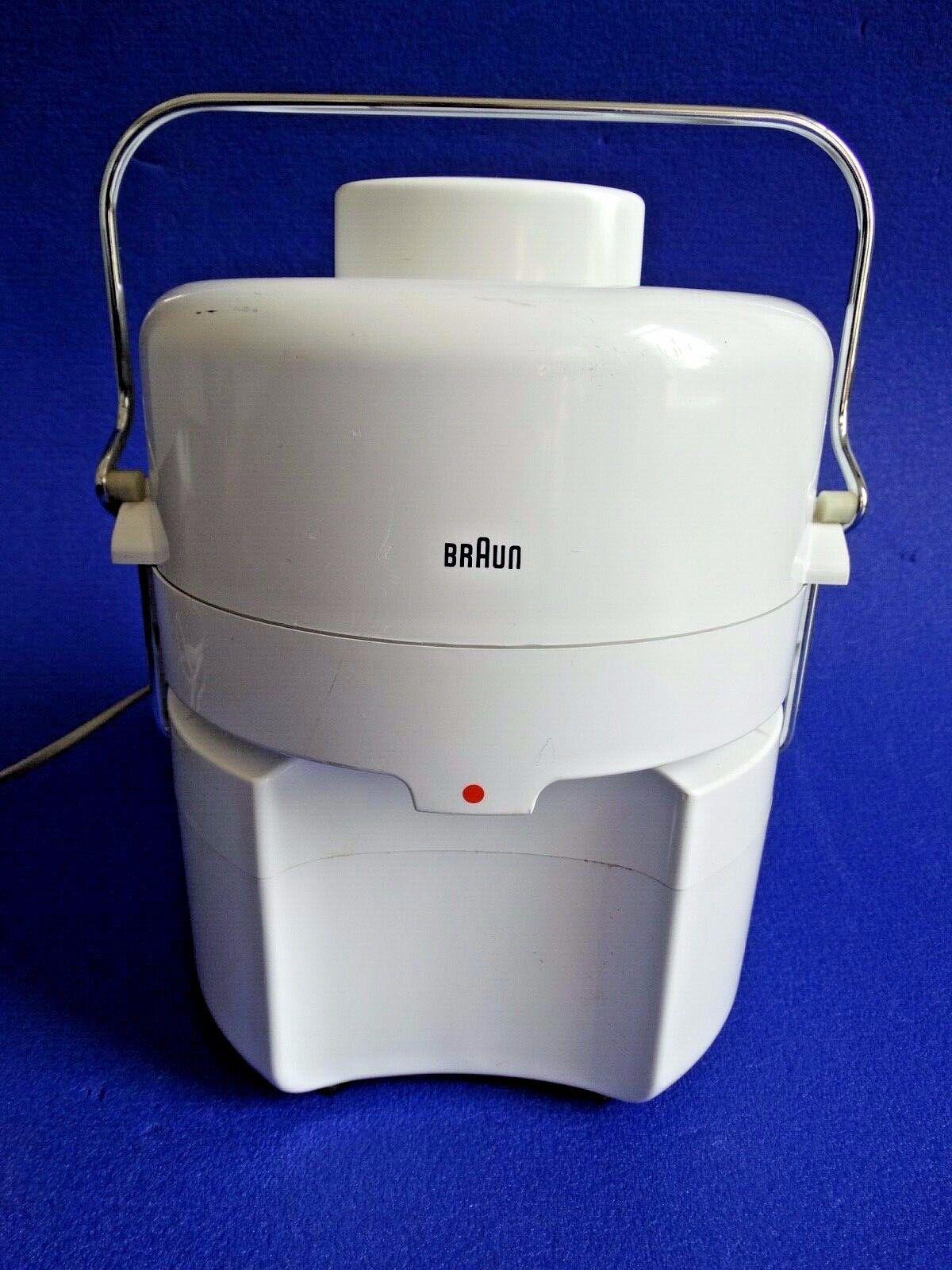 Marron Design MP 50 fruits Tiger Saftpresse centrifugeuse Multipress Top