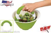 Salad Vegetable Lettuce Slicer Chopper Cutter Shredder Blade Chop