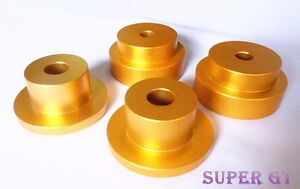 Super-GT-Solid-Diff-Mount-Bushes-Front-Spec-Pro-For-Toyota-Chaser-JZX90-JZX100