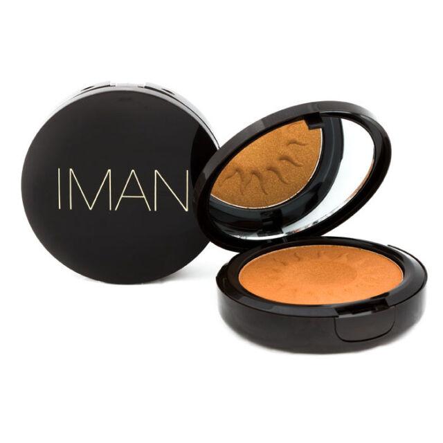 Iman Sheer Finish Bronzing Bronzer Powder **NEW**