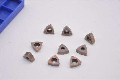 10pcs WCMT050308FN ACZ330 carbide insert  for U Drill  HTA63794 H5360 ACZ330