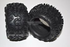 COPPIA GOMME MONSTER TRUCK TRUGGY 1/18 OFF ROAD TRUCK TYRE 2PCS 18079 MT BT VRX