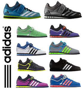 big sale 1a6dc 84a7d ... release date image is loading adidas weightlifting shoes powerlift 2 0  3 7a7f8 05418