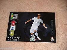 Panini Champions League 2012/2013  Adrenalyn_Mesut Özil Limited Edition