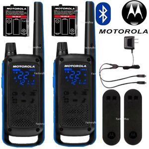 Motorola-Talkabout-T800-Walkie-Talkie-Set-35-Mile-Two-Way-Bluetooth-App-Connect
