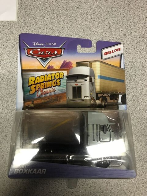 Disney Pixar Cars Radiator Springs Deluxe Chet Boxkaar
