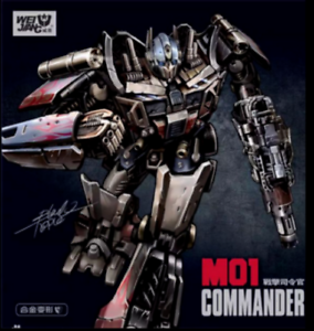 New Deformation toys MPP - 10m01 plate optimus prime alloy
