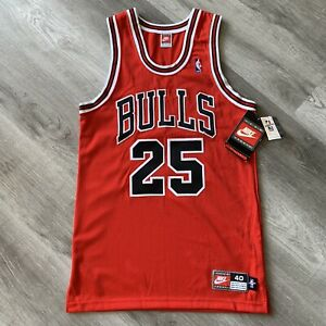 Details about Authentic Steve Kerr 40 M Nike Chicago Bulls Jersey New Jordan Pippen Last Dance