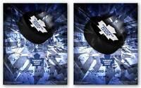 Hockey Poster Toronto Maple Leafs Nhl 3d