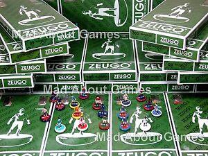 FOOTBALL-CLUBS-NEW-ZEUGO-TEAMS-SUBBUTEO-Football-Soccer-Game-Miniature-Figures