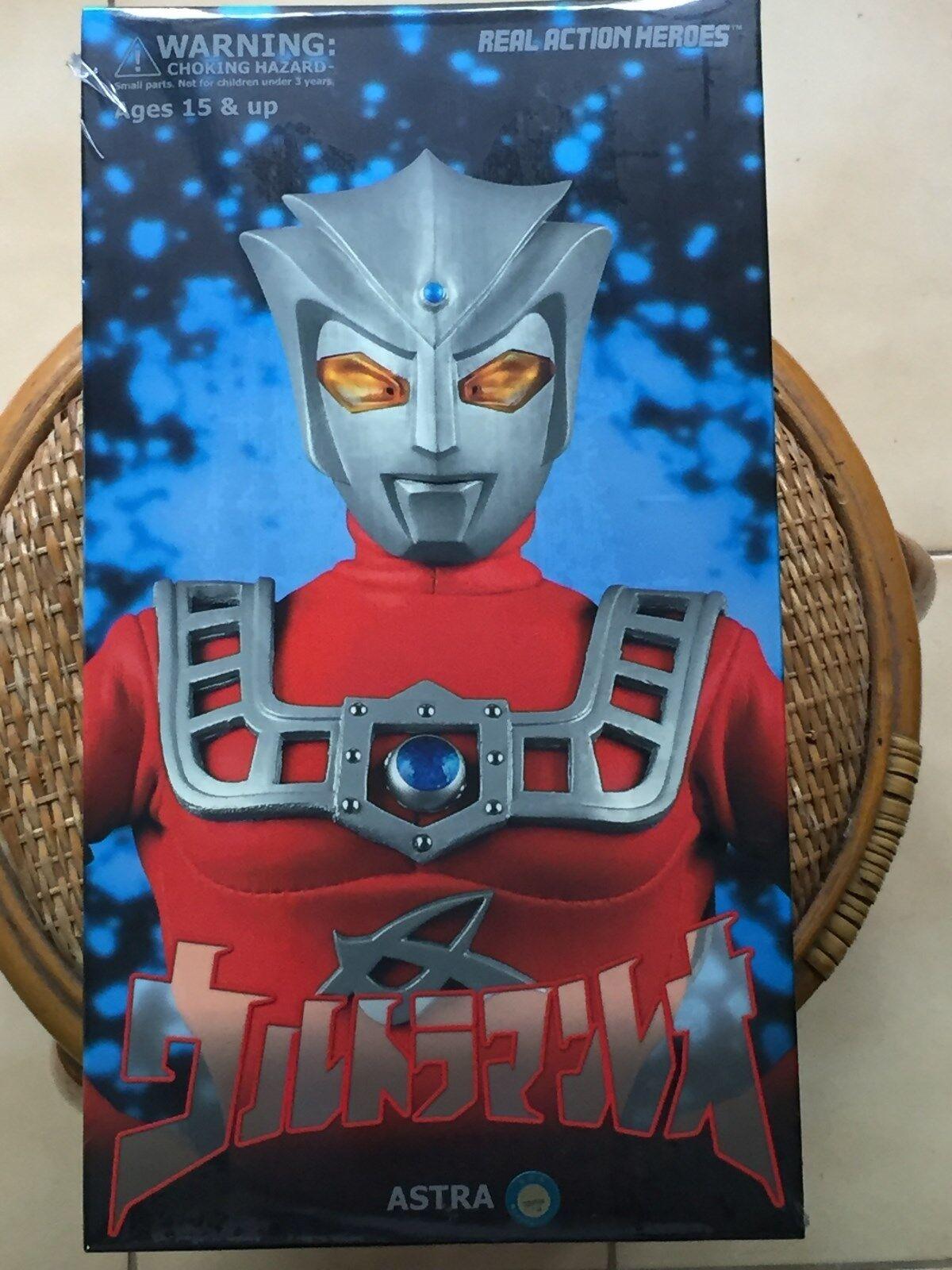 1 6 Medicom Real Action Heroes RAH Ultraman Ultra Man  ASTRA   Anime Figure