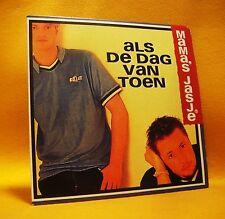 Cardsleeve single CD Mama's Jasje Als De Dag Van Toen 2TR 1997 Vlaamse Pop