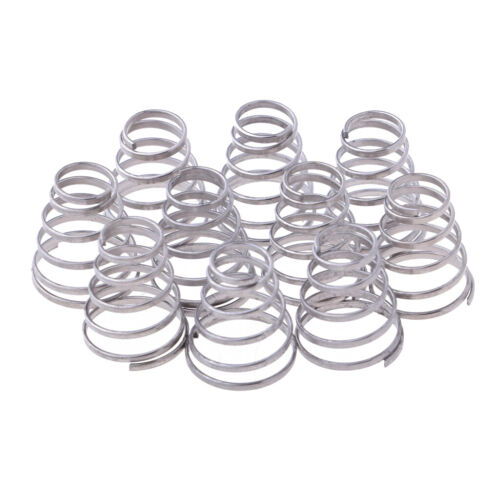 10 Pack Replacement Spring Stainless Steel Springs Parts for Quick Release