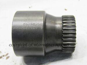 Dettagli su MERCEDES Sprinter 2 2 2 1 W906 om651 motore Crank COLLARE  Scanalato HUB a6510770109- mostra il titolo originale