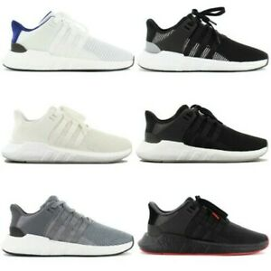 a090383eeed Details about Adidas Originals Equipment Support 93/17 Boost Trainers Shoes