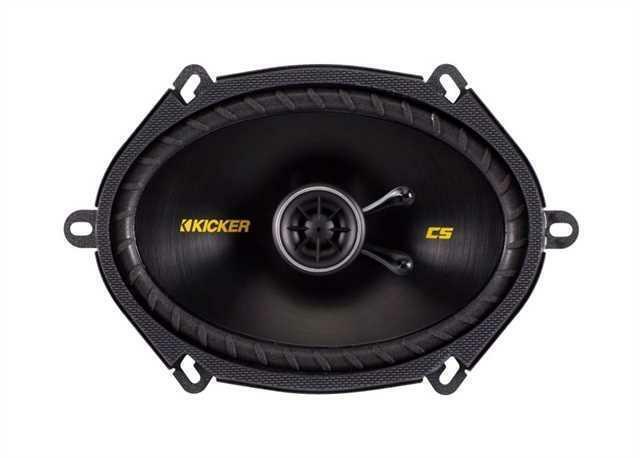 Kicker CS68 (CS684) - 6x8'' 2 Wege Coax-System