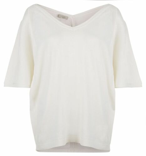 Various Sizes RRP £59. Hobbs Sophia Ivory Sweater