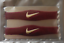 Nike Dri-Fit Football Bicep Bands Burgundy//White Men/'s Women/'s