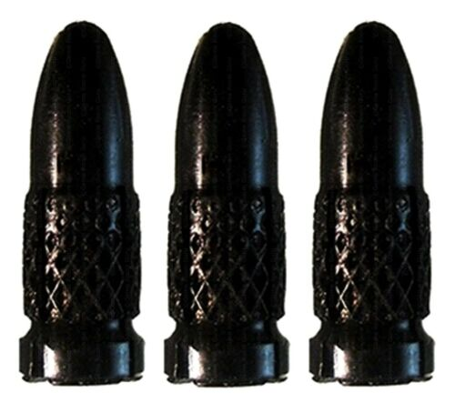 5 New Sets Winmau Pro Anodized Aluminum Bullet Flight Protectors - Black
