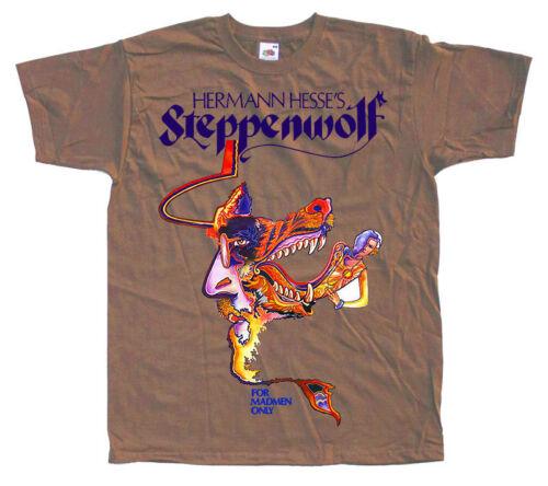 movie poster Steppenwolf 1974 T Shirt Toutes Tailles S à 5XL