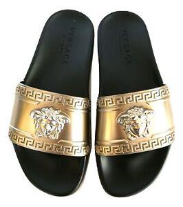 VERSACE sandals unisex rubber sandal