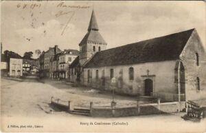 CPA Bourg de Cambremer (140772)