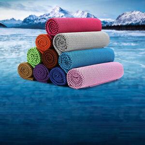 5Pcs Microfibre Towel Travel Micro Fibre Bath Camping Sports Gym Yoga Quick Dry