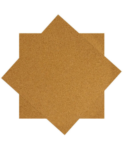 300*300*3mm Heated Bed Hotbed Thermal Pad Insulation Cotton With Cork Glue For 3