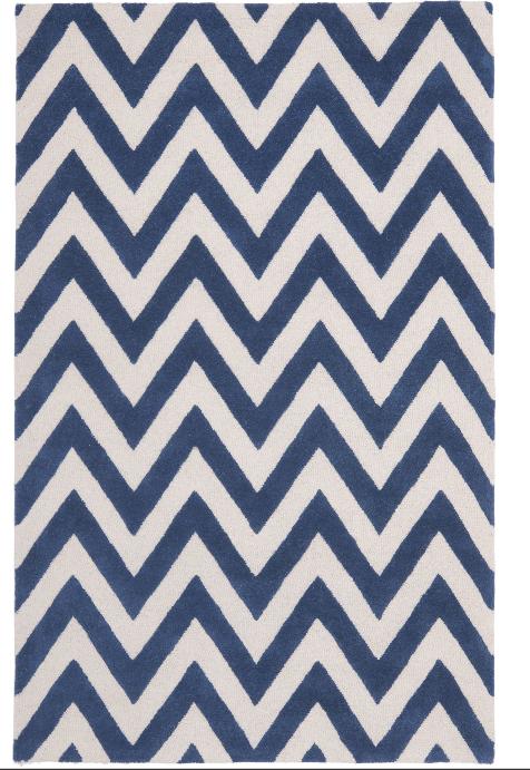Safavieh Cambridge-Main Tufté Tufté Tufté Bleu Marine Intérieur/Espace Extérieur Tapis - 120 x 180 cm | Dans Plusieurs Styles  019d10