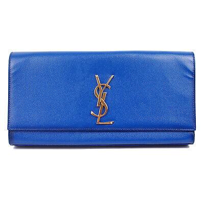 Saint Laurent Bag Medium COLLEGE Blu Royal In Pelle