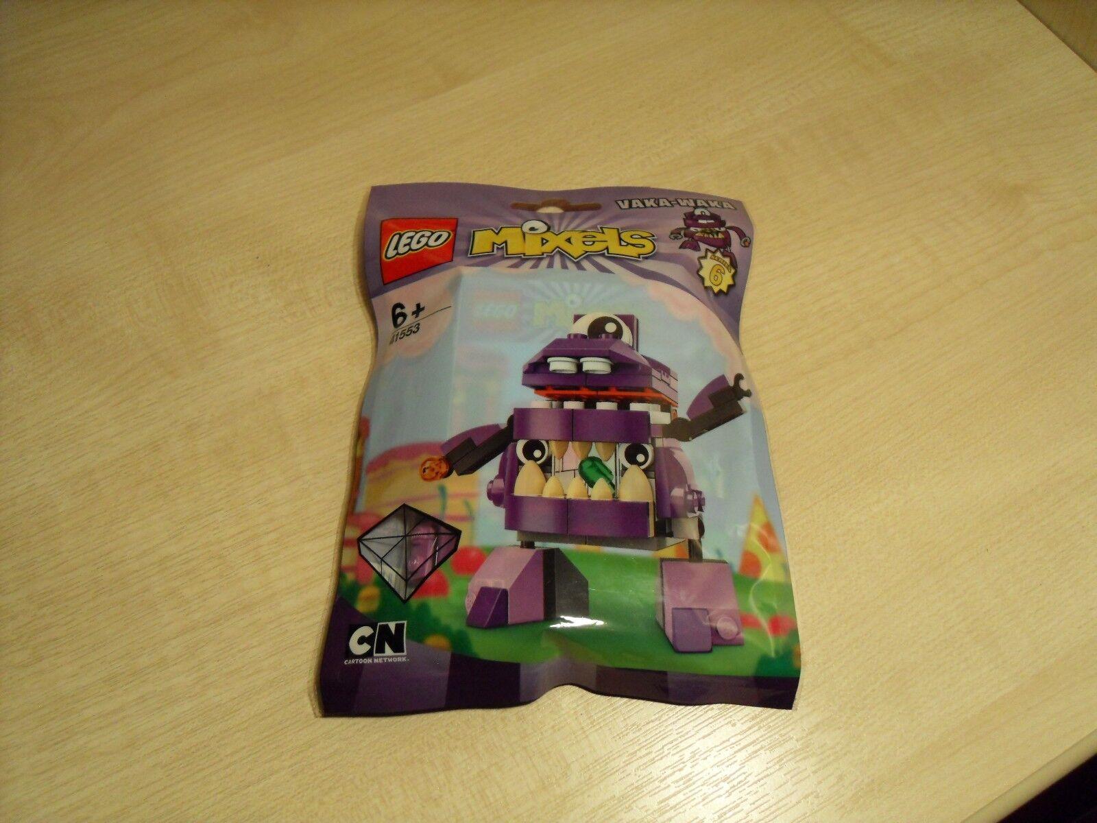 Lego Mixels Series 6 - - - 41550 - 41551 - 41553 - Still Factory Sealed. 3ba48b